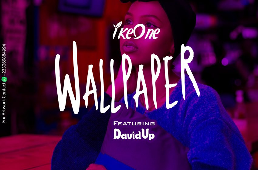 IkeOne ft. DavidUp_Wallpaper_Mixed by Nytro(SoundCheckempire)