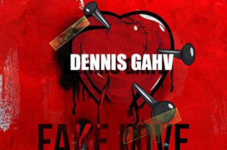 Dennis Gahv_Fake Love_(prod. by Mr Breed)